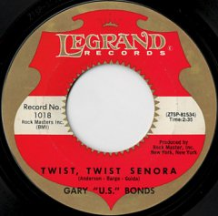 Twist. Twist Senora / Food Of Love