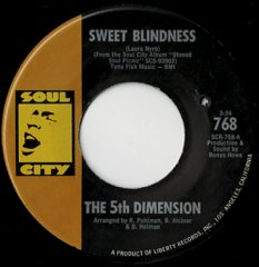 Sweet Blindness / Bobbie's Blues