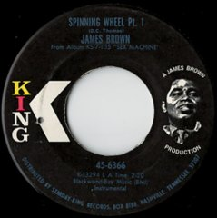 Spinning Wheel (pt.1) / (pt.2)