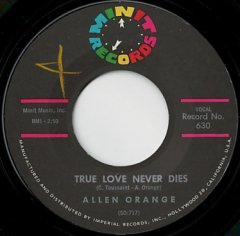 True Love Never Dies / When You're Lonely