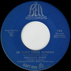 Up Tight Good Woman / I Can't Stop