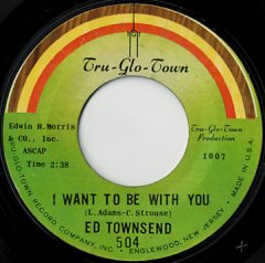 I Want To Be With You / Don't Lead Me On