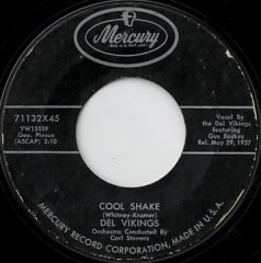 Cool Shake / Jitterbug Mary