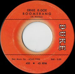 Boomerang / Please Don't Stop