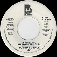 Super Sonic Stereophonic Funk (stereo) / (mono)