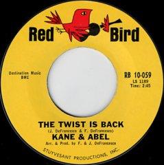 The Twist Is Back / He Will Break Your Heart