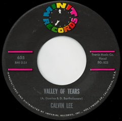 Valley Of Tears / I'll Be Home