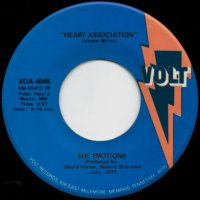Heart Association / The Touch Of Your Lips