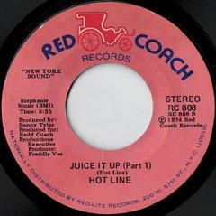 Juice It Up (pt.1) / (pt.2)