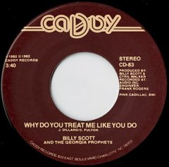 Why Do You Treat Me Like You Do / Seaside Love