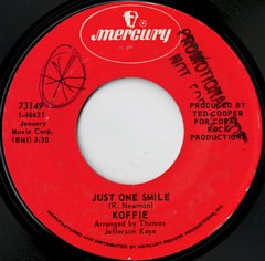 Just One Smile / If We Both Hold On