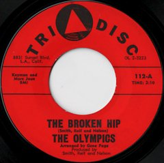 The Broken Hip / So Goodbye