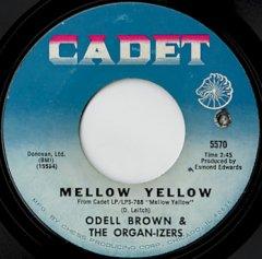 Mellow Yellow / Quiet Village