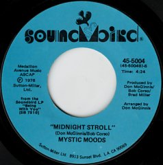 Midnight Stroll / Being With You