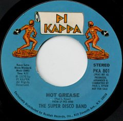 Hot Grease (stereo) / (mono)
