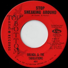 Stop Sneaking Around / The Touch Of You
