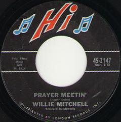 Prayer Meetin' / Bum Daddy