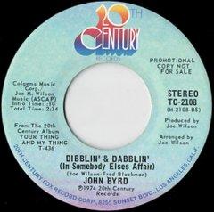 Dibblin' & Dabblin' (stereo) / (mono)