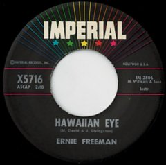 Hawaiian Eye / Heartbreak Hotel
