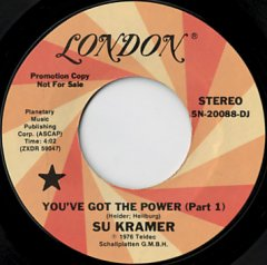 You've Got The Power (stereo) / (mono)