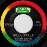Soul Strut / Getting Nowhere Fast