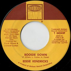 Boogie Down / Can't Help What I Am