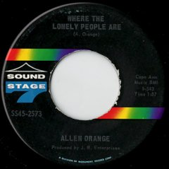 Where The Lonely People Are / V. C. Blues