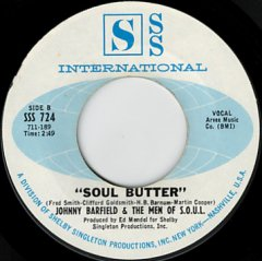 Soul Butter / Mr. Starlight
