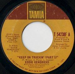Keep On Truckin' (pt.1) / (pt.2)