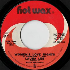 Woman's Love Rights / (same)