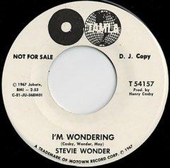 I'm Wondering / (same)