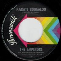 Karate Boogaloo / Mumble Shing-A-Ling