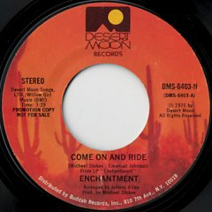 Come On And Ride (stereo) / (mono)