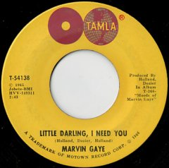 Little Darling, I Need You / Hey Diddle Diddle