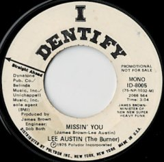 Missin' You (mono) / (stereo)
