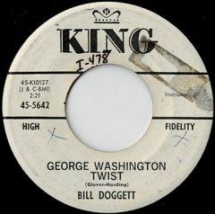 George Washington Twist / Eleven O'Clock Twist