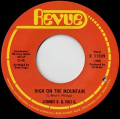 High On The Mountain / We're Gonna Stay In Love With Each Other