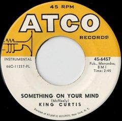 Something On Your Mind / Soul Theme