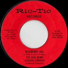 Blueberry Hill / I'm Satisfied