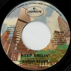 Keep Smilin' / Baby Rattle Snake