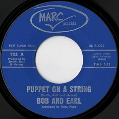 Puppet On A String / My Woman