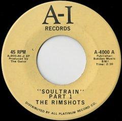 Soul Train (pt.1) / (pt.2)