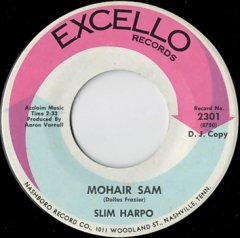 Mohair Sam / I Just Can't Leave You