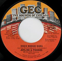 Disco Boogie Mama (vo) / (inst)