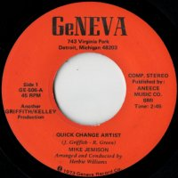 Quick Change Artist / I Want Some Satisfaction