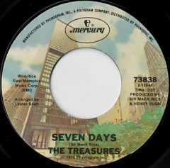 Seven Days / You Ain't Playin' With No Toy