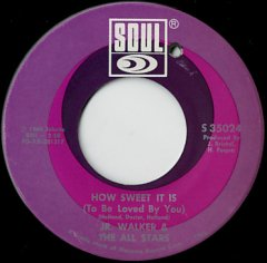 How Sweet It Is / Nothing But Soul