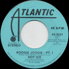 Boogie Joogie (stereo) / (mono)