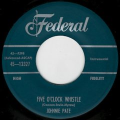 Five O'Clock Whistle / Little Pixie