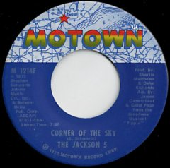 Corner Of The Sky / To Know